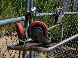 Chain Link Fence Gate Wheels