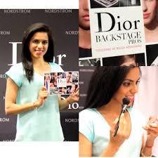beauty tips from dior makeup artist
