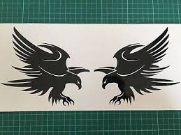 Large Tribal Hawk Eagle Bonnet Sticker Attacking Claws Vinyl Decal Sticker 39 Archives Statelegals Staradvertiser Com