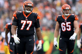 Bengals: Fred Johnson's ascent is another sign Cordy Glenn is gone