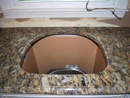 install a granite kitchen countertop