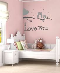 Sissy Little Gray Owl I Love You Wall Decal Best Price And Reviews Zulily