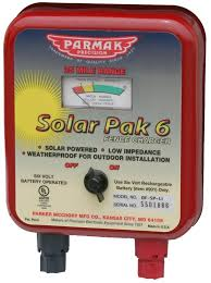 6 Volt Solar Charging Unit Only Parmakusa