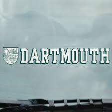 Dartmouth Sticker Car Decals Dartmouth College Decal