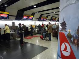 LHR Turkish Airlines Check-in