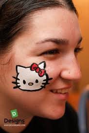 75 easy face painting ideas face