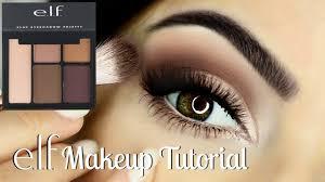 beginners eye makeup tutorial using elf