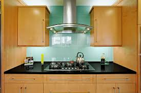 glass tiles for kitchen wall rumah