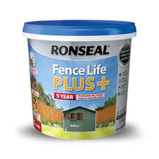 Fence Life Plus Ronseal