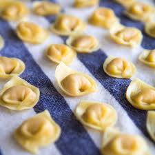 homemade tortellini italian traditional