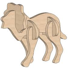 Lion Mini Puzzle - Mini Puzzles ...