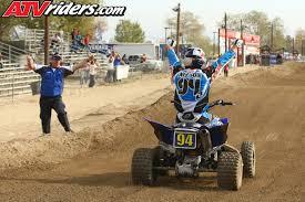 Dustin Nelson Wins West Coast's Premier ATV MX Series on YFZ450R