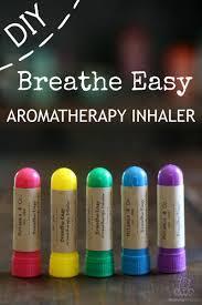 diy aromatherapy inhaler video tutorial