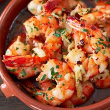 Gambas al Ajillo Recipe (Spanish Garlic ...
