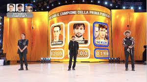 Amici Speciali, Alessio Gaudino vince la prima puntata