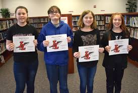 Indian Lake Middle School announces Students of the Month | Peak ...