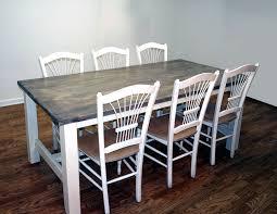 diy farmhouse dining table i 4 u
