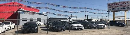 teaxs motor speciality used cars el