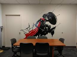 Spartan In Battle Wall Decal 300 Strong Armored Soldiers In War Design Gfoster178 Stickerbrand