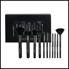 elf makeup brushes set with box face