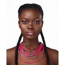 Cornrows, Bantu Knots & More. Dionne Smith's Natural Hair Series ...