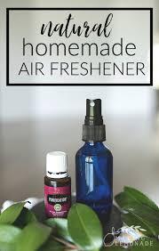 diy all natural air freshener making