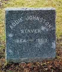 Addie Johnston Staver (1864-1963) - Find A Grave Memorial