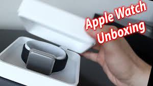 Unboxing Apple Watch 1st Gen 42mm ...