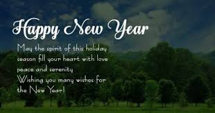 happy new year message quotes for friends and lovers