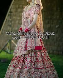 bridal lehenga boutique in mumbai