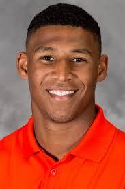 Aaron Nichols - Football - Campbell University
