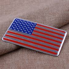 3d Metal American Flag Sticker Emblem Badge Decal Fit For Car Motorcycle Truck Ebay