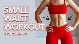 small waist workout 10 mins you