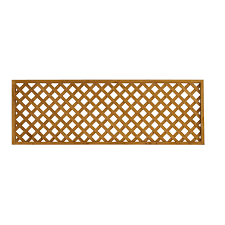 Diamond Lattice Trellis Panel W 1 83m H 0 61m Pack Of 3 Departments Diy At B Q
