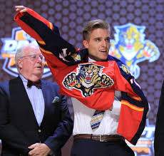 Aaron Ekblad, Panthers top pick in NHL draft, set to make most of ...