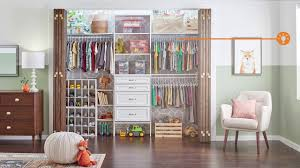 Closet Organization Ideas For Kids The Home Depot
