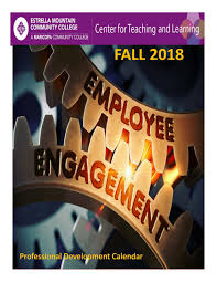Fall 2018 - CTL Professional Development Calendar by The Maricopa Community  Colleges - issuu