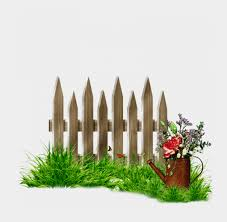 Fence Clipart Wheelbarrow Garden Grass Png Transparent Background Cliparts Cartoons Jing Fm