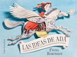 LAS IDEAS DE ADA - Fiona Robinson - Librillos