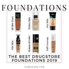 the best foundations 2019