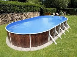 swimming pool kit pool 7 2 x 3 7 x1 2m