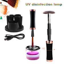 uv makeup brush cleaner saubhaya makeup