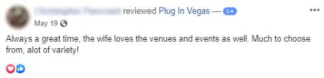 plug in vegas free show tickets for