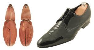 patent leather shoe care monsieur