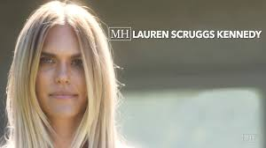Lauren Scruggs Kennedy overcame a horrific accident and is now ...