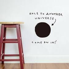 Hole To Another Universe Wall Decals Wall Stickers For Kids Rooms Boo Bootik