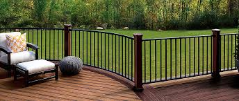 How To Choose The Right Railing For Your New Deck Sequoia Supply