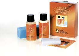 leather care kit 250ml deluxe by
