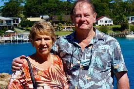 Ian and Adele Hughes - ABC News (Australian Broadcasting Corporation)