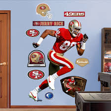 1buy Fathead San Francisco 49ers Jerry Rice Wall Decals Reviews Google Groups